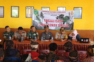 Antisipasi Konflik Lahan, Kapolres Gagas Pemanfaatan Program Hutan Sosial