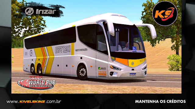 IRIZAR i8 - VIAÇÃO GERTAXI