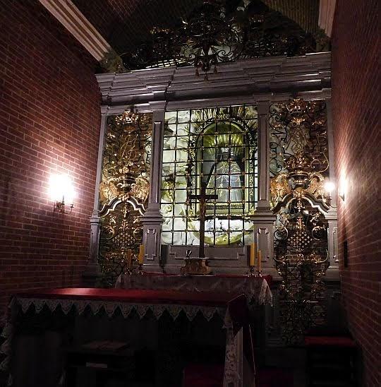 Kaplica Marii Magdaleny i Bożego Grobu.