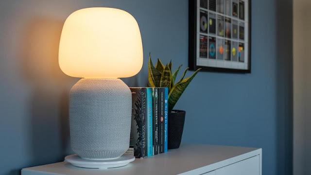 6. Ikea Sonos Symfonisk Lamp