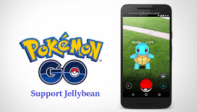 Game Pokemon Go Mod Apk Support JellyBean V0.29.2