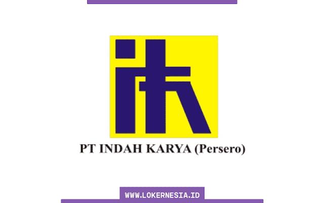 Lowongan Kerja BUMN PT Indah Karya (Persero) Juli 2021