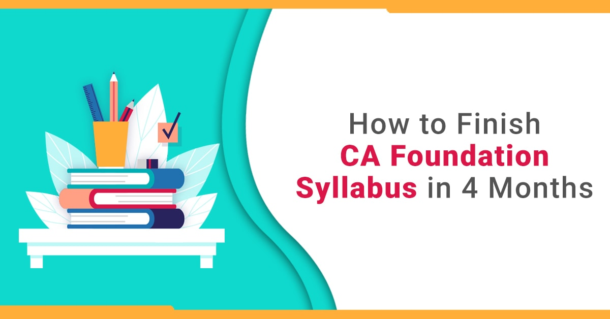 CA Foundation Syllabus