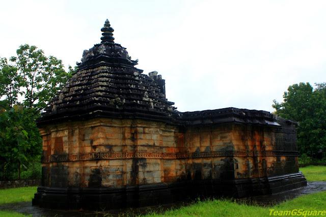 Ishwara Temple, Udri