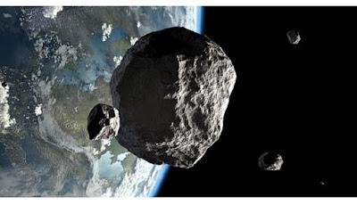 Nasa Kecolongan, Asteroid Sebesar Bus Dekati Bumi