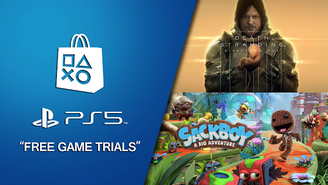 death stranding director's cut sackboy a big adventure sony free game trials uk region playstation 5 exclusive