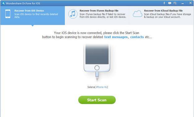 تحميل برنامج دكتور فون للكمبيوتر Wondershare Dr.Fone for iOS