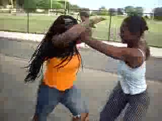 Projects Two Black Teens Fight 6