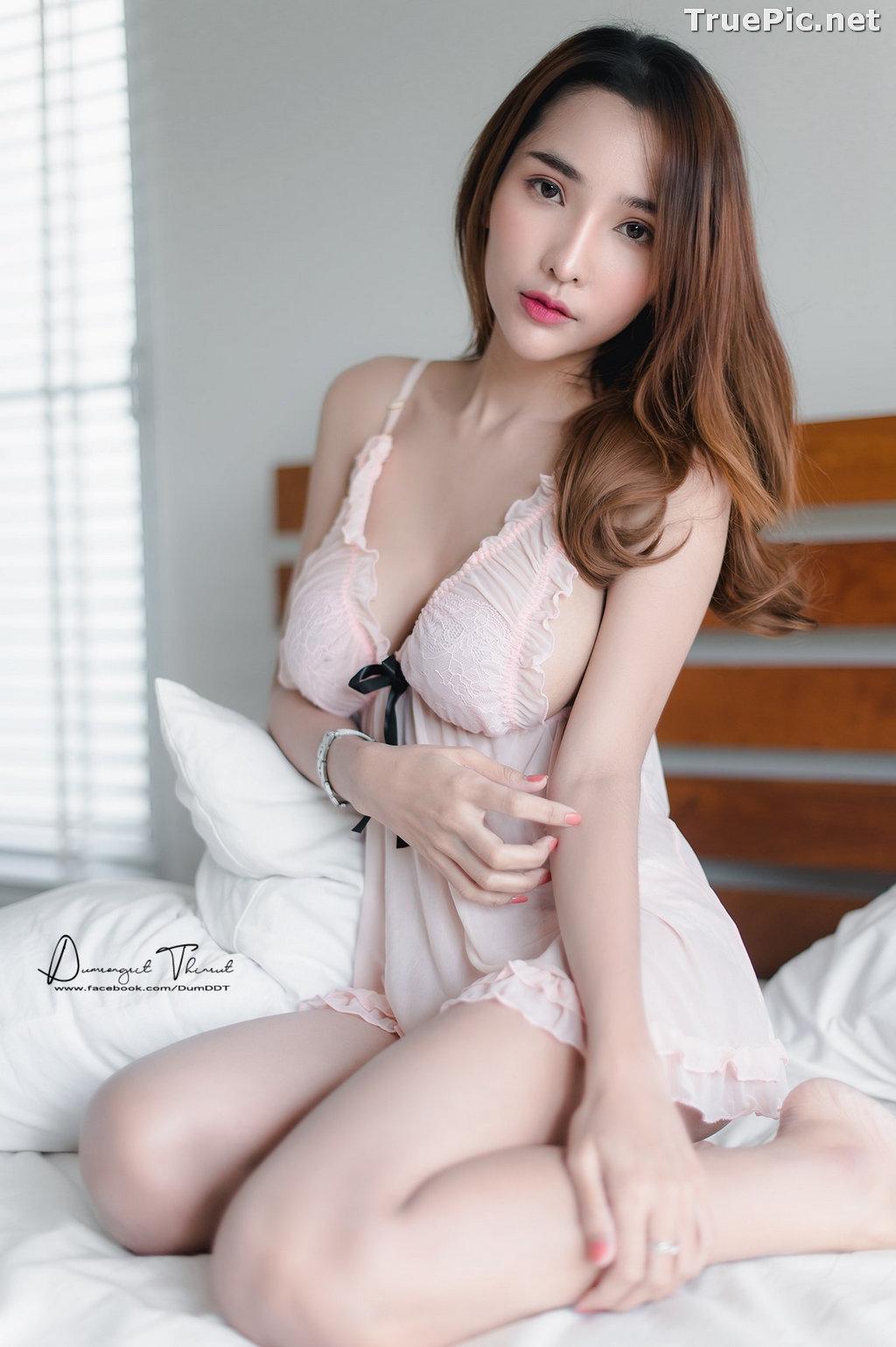 Image Thailand Model - Thanyalak Phantan - Cherry Pink Love - TruePic.net - Picture-1