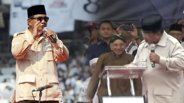 Kegeraman Prabowo, Kegeraman Rakyat Indonesia
