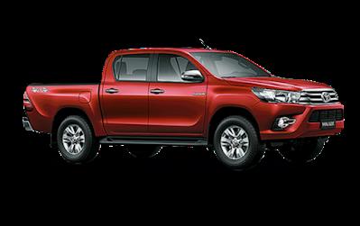 Spesifikasi dan Harga Toyota Hilux