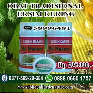 OBAT TRADISIONAL EKSIM KERING
