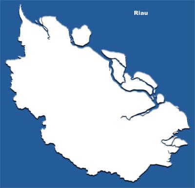 image: Riau blank map