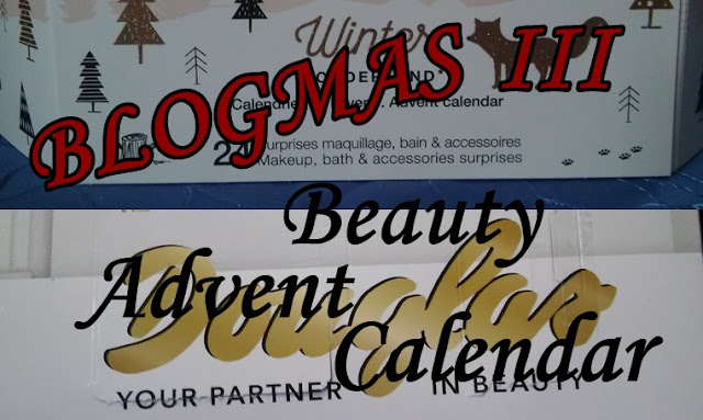 BLOGMAS III BEAUTY ADVENT CALENDAR