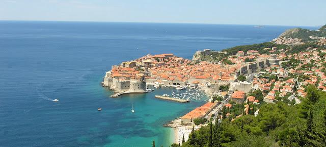 La Ciudad Vieja de Dubrovnik, Croacia.UNESCO/Francesco Bandarin