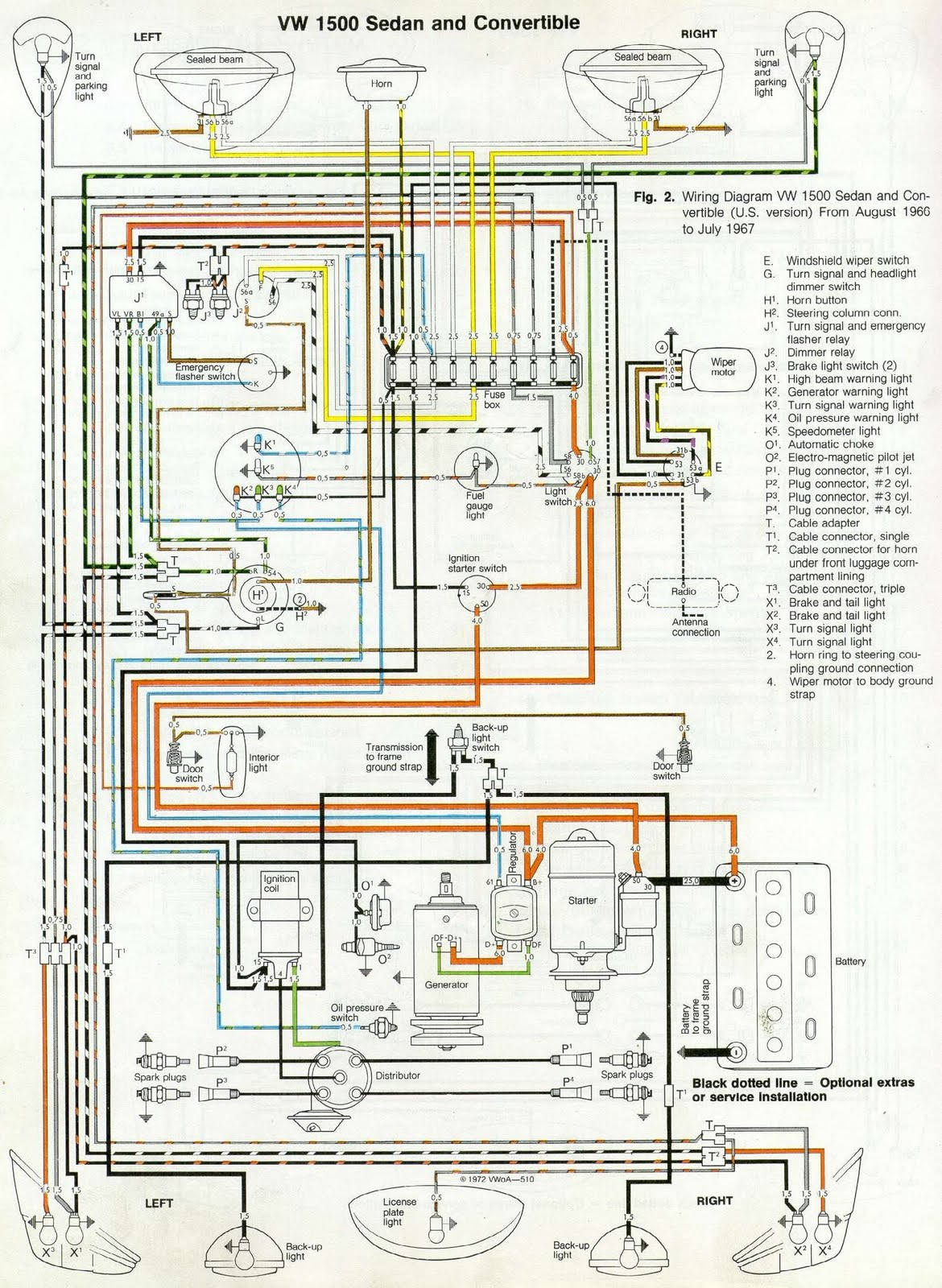 wrg 4274 vw 1971 fuse diagramvw 1971 fuse diagram 21 [ 1170 x 1600 Pixel ]
