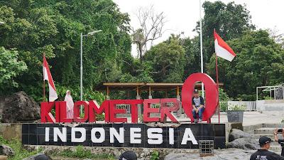 Konsep dan Pesona Pariwisata Halal Indonesia titik nol sabang provinsi aceh