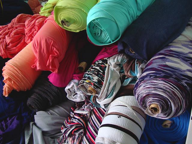 Vải khúc, vải cây cotton, poly, vải thời trang, atiway đồ bộ tháng 5