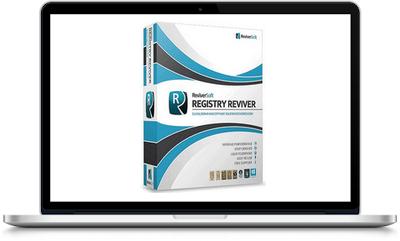 Registry Reviver 4.21.1.2 Full Version