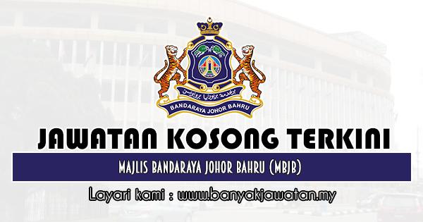 Jawatan Kosong 2019 di Majlis Bandaraya Johor Bahru (MBJB)