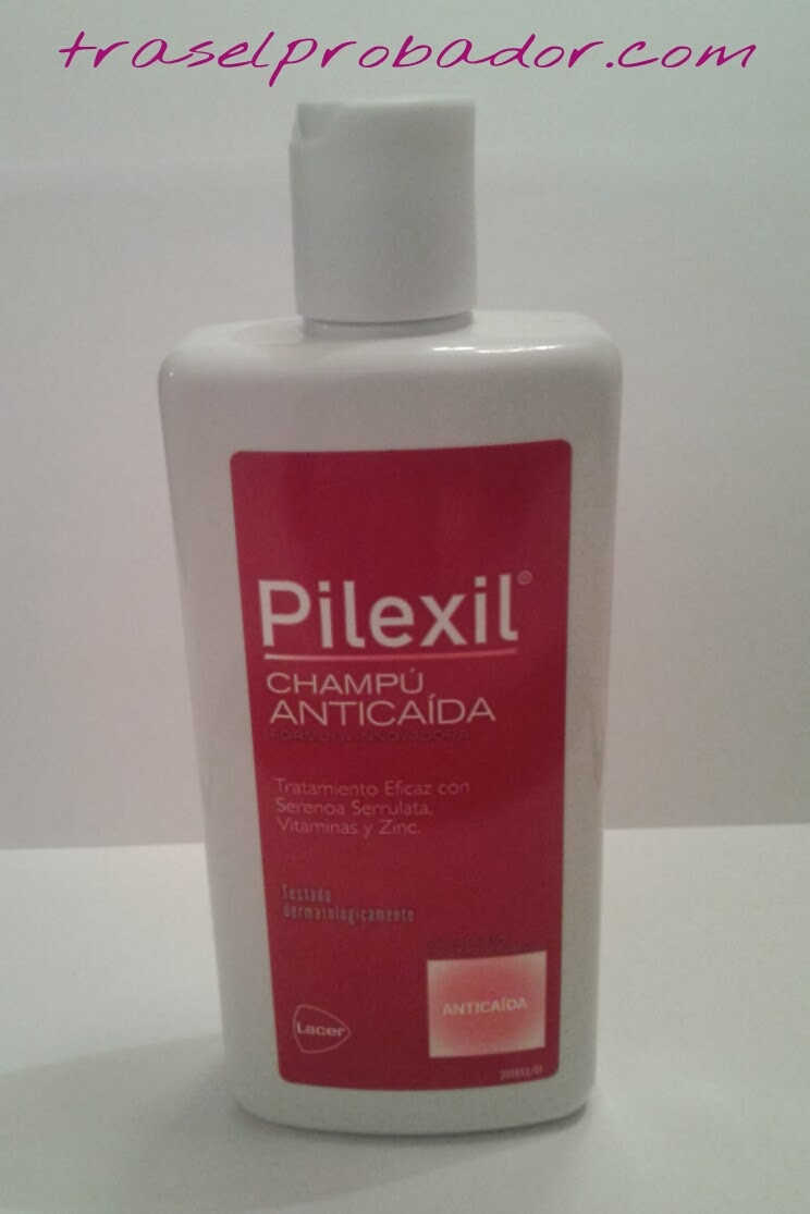 Pilexil champu anticaida resultados