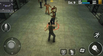 Prison Escape Mod Apk v1.0.6 Unlimited Money/Ammo/Health Terbaru