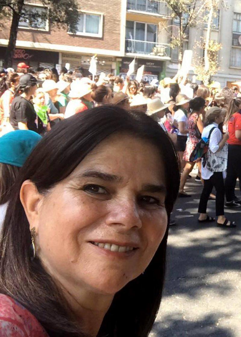 Ximena Ossandón 8M