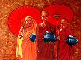 Yangon Art