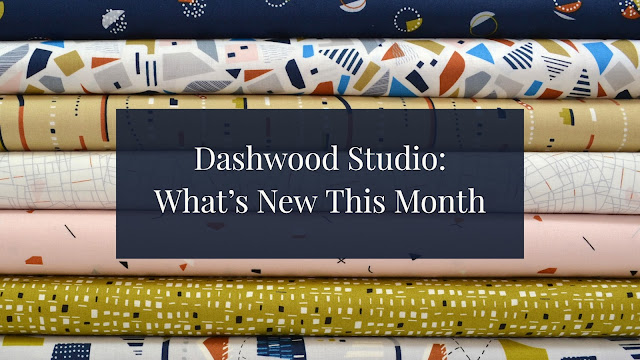 Dashwood Studio Fabrics