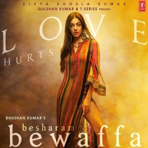 बेशरम बेवफा/BESHARAM BEWAFFA Hindi Lyrics-B-Praak|Divya Khosla Kumar