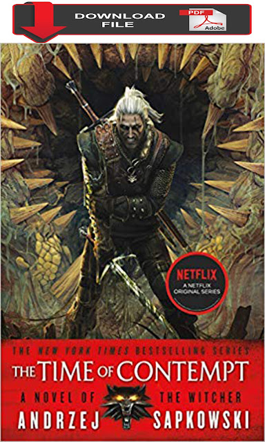 PDF Download 2020 The Witcher The Time of Contempt book DIRECT LINK