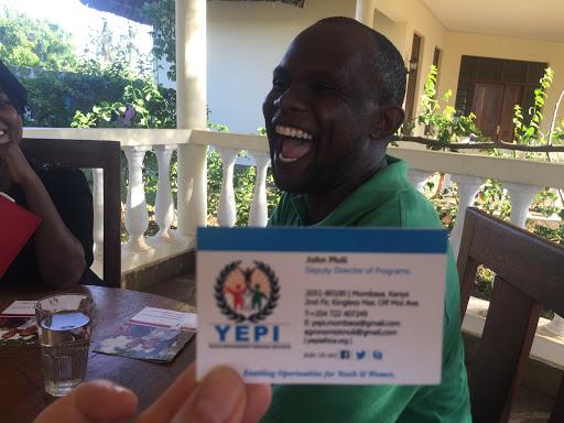 YEPI  a Youth Empowerment Program Initiative