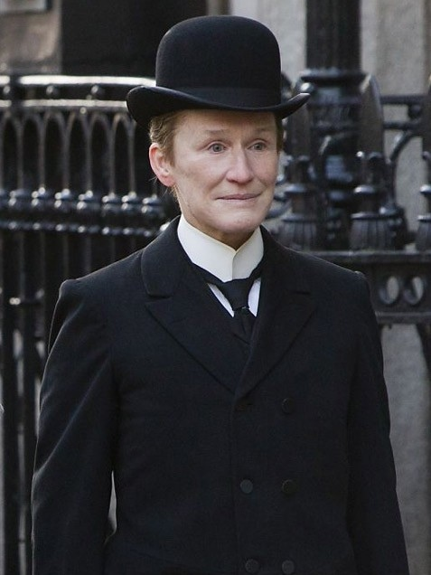 "Glenn Close in Rodrigo Garcia's ""Albert Nobbs"" (2011)"