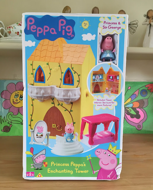 Princess Peppa Enchanting tower