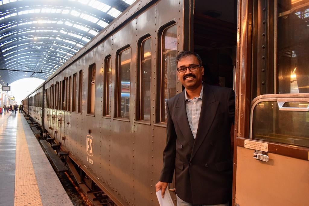 Sebino Express to Paratico Sarnico from Milan