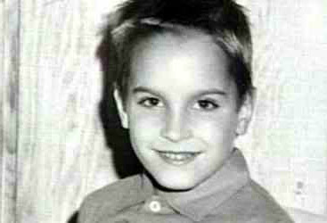 Nikki Sixx's childhood picture