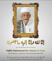 Al Fatihah Buat Habib Muhammad bin Ahmad Al-Attas