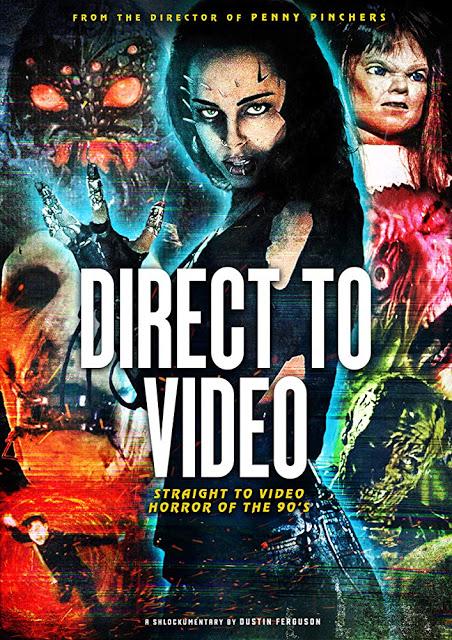 """[Tráiler] """"Direct to Video"""" (2019), un documental sobre la serie B que inundó los videoclubs en los 90'"""