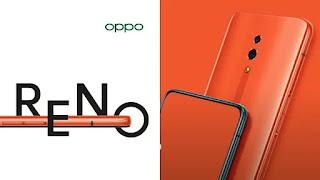 Oppo Reno Orange