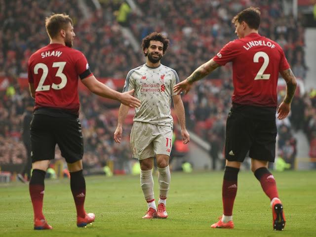 Jadwal Liga Inggris Pekan ke-9 : Big Match MU vs Liverpool Live TVRI