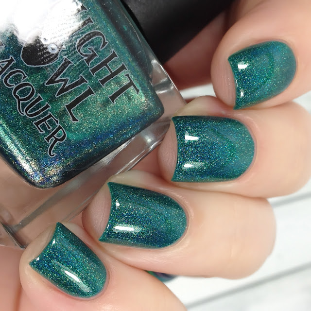 Night Owl Lacquer-Play Jaja Ding Dong!