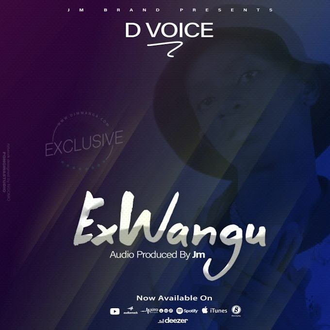 AUDIO | D Voice – Ex Wangu | Download New song