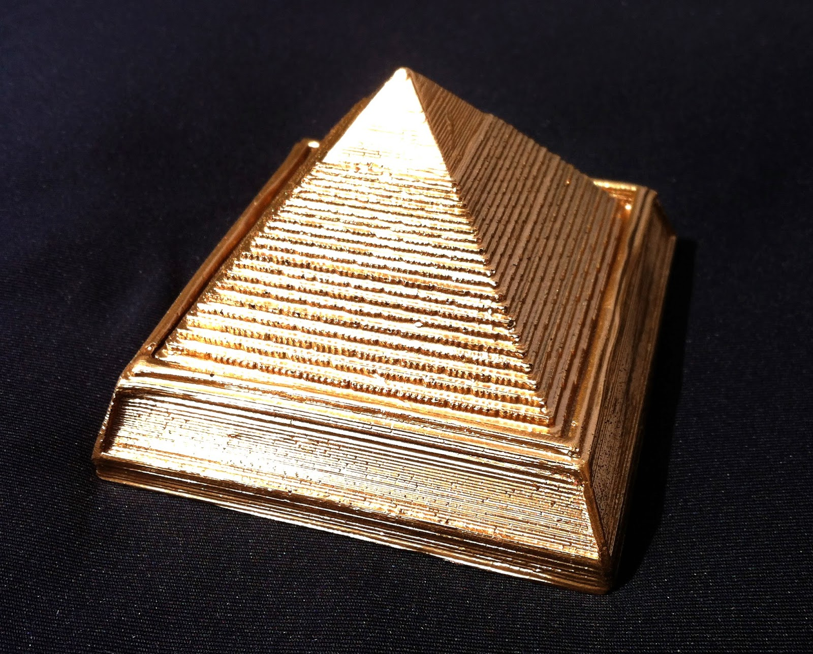 Pyramid Keeper detail