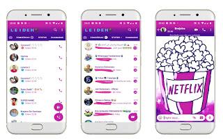 Netflix Theme For YOWhatsApp & Fouad WhatsApp By Leidiane