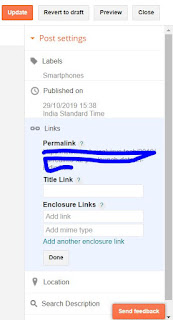 Latest Features In Blogger.com