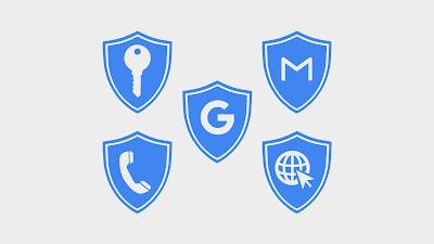 5 langkah melindungi akun