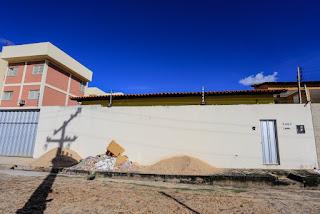 Guarda Municipal denuncia péssimas condições da sede em Teresina (PI)