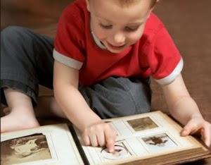 Percaya?, Anak kecil ini adalah reinkarnasi dari kakeknya sendiri.