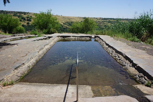 מעיינות בדרום רמת הגולן