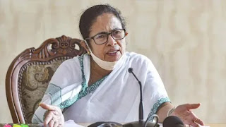 Mamta Banerjee took a jibe at PM Modi, say he allocates more money to the states ruled by the BJP